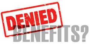 denied benefits-