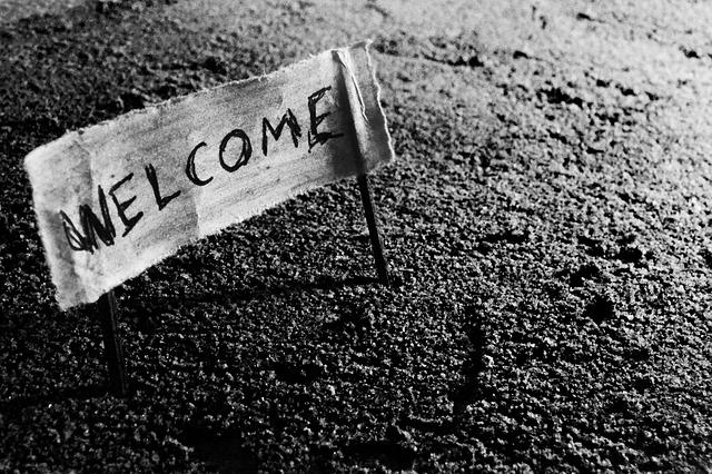 welcome photo